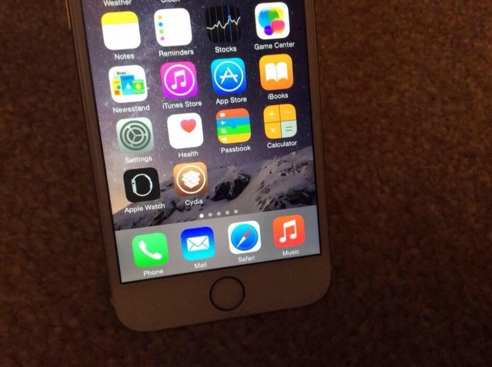 iPhone 6 Plus jailbreak