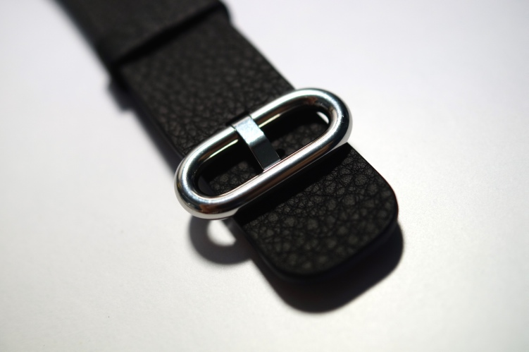 Black Classic Buckle - buckle
