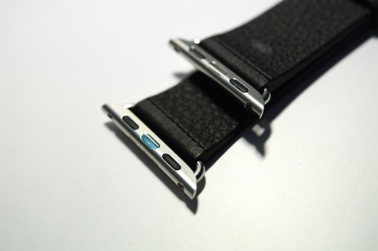 Black Classic Buckle - adapter