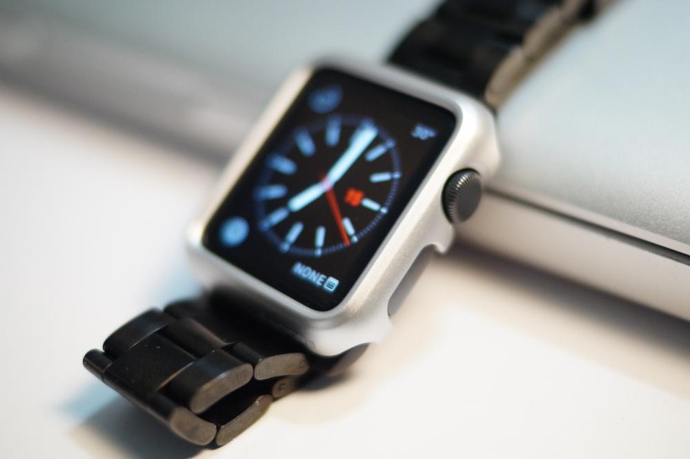 spigen apple watch case view