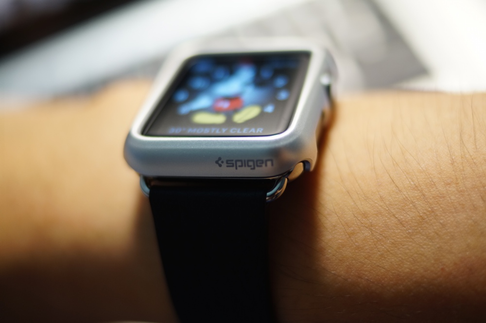 spigen apple watch spigen side view