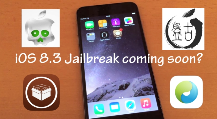 iOS 8.3 jailbreak rumor