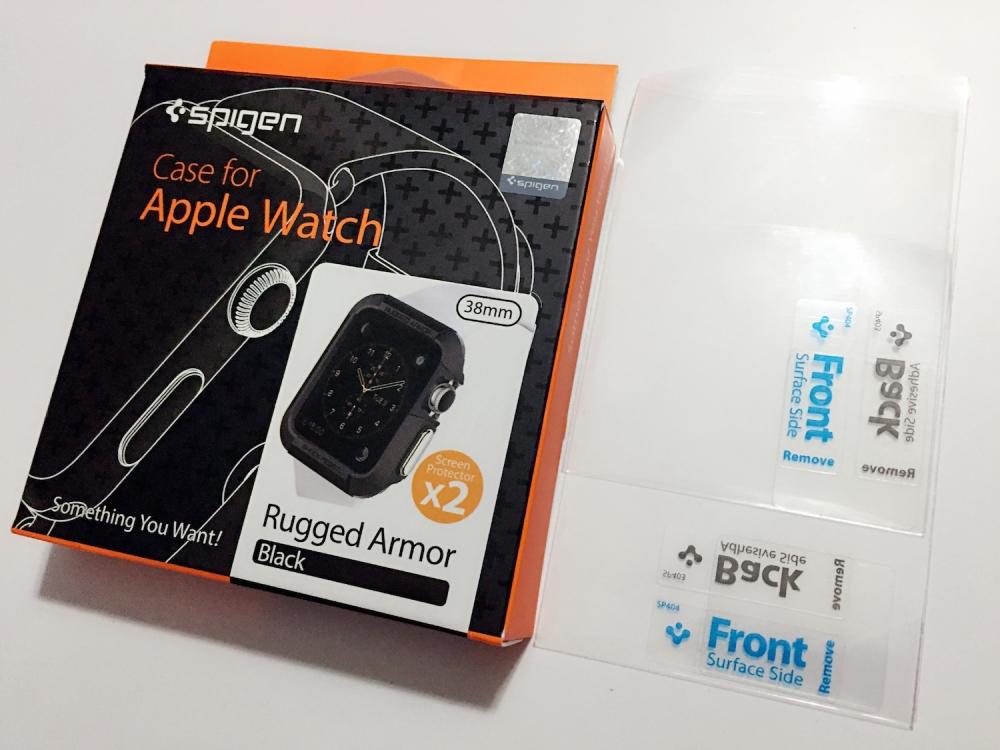 Spigen Apple Watch Rugged Armor 0
