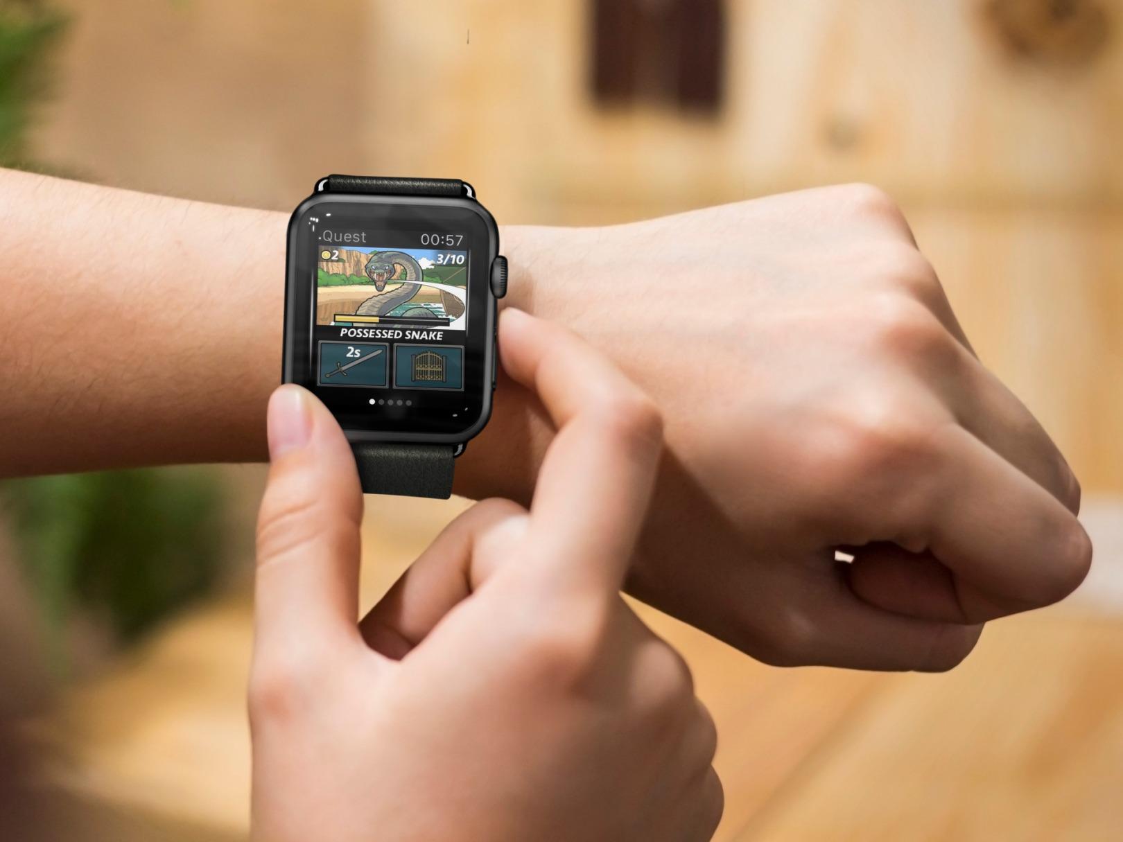 runeblade apple watch