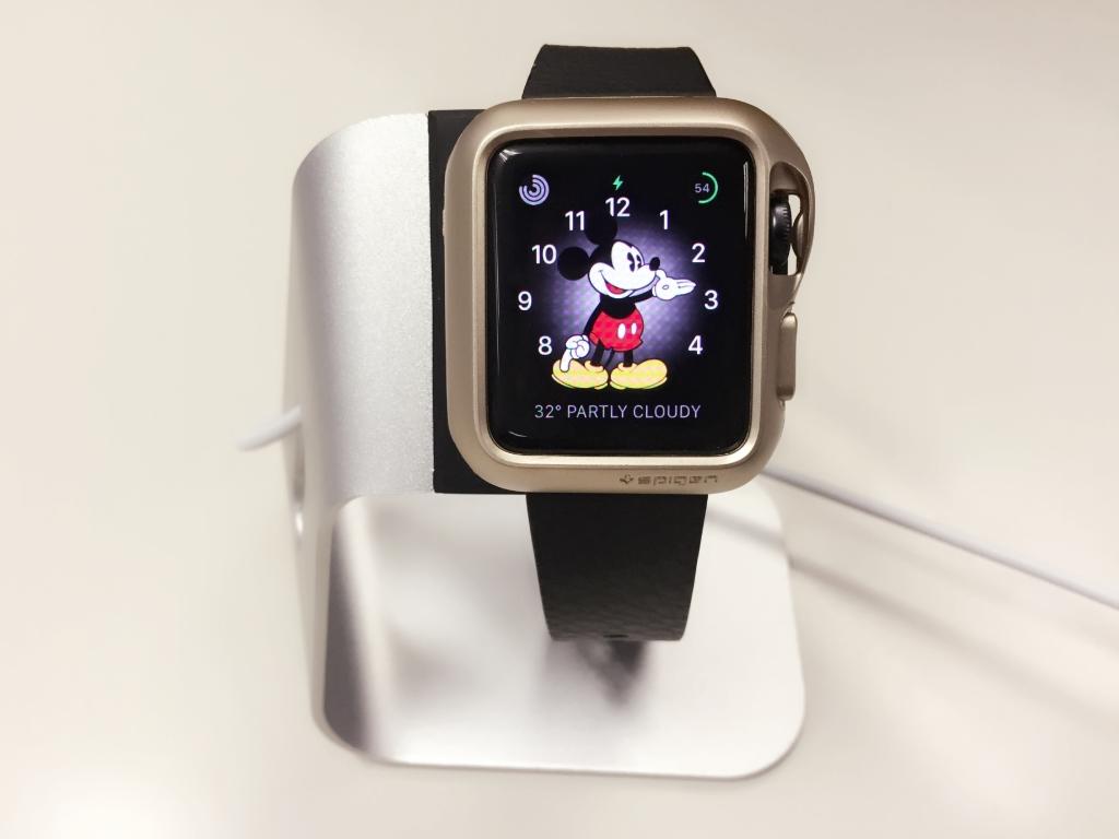 spigen Apple Watch Case Slim Armor