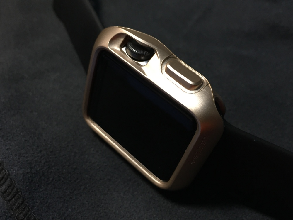 spigen Apple Watch Case Slim Armor 2