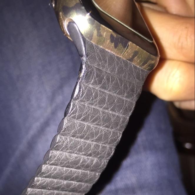 leather loop bad 1699