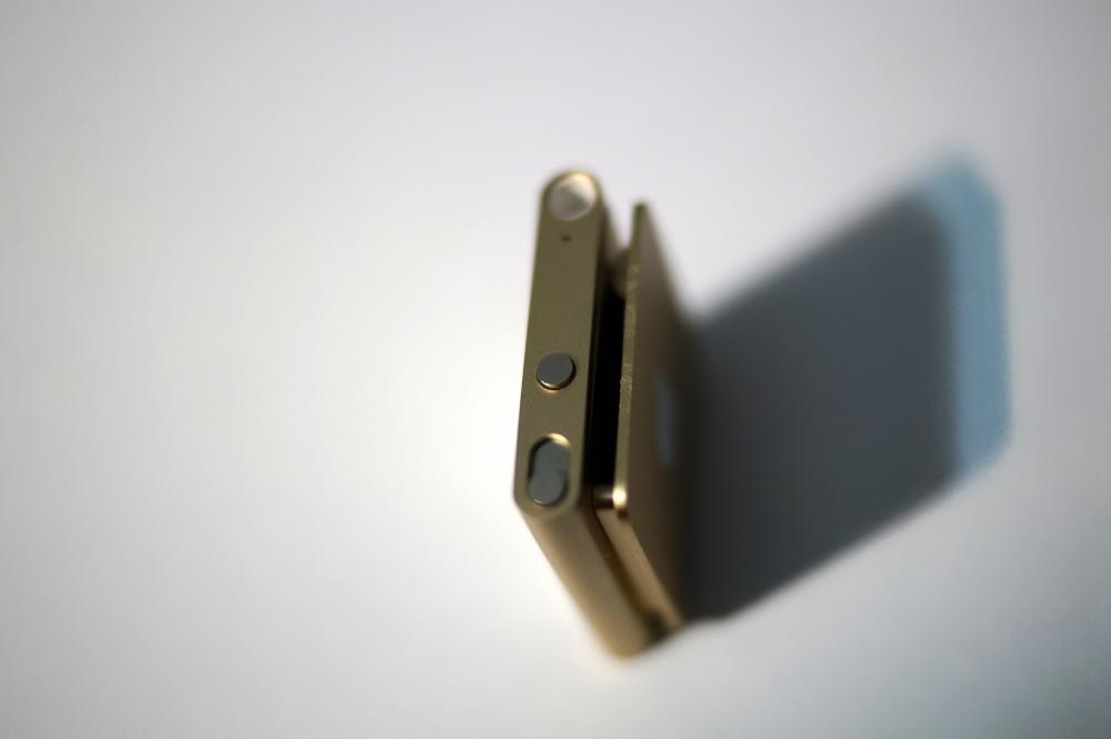 ipod shuffle 2015 gold 4