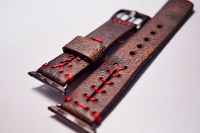 Baseball Red Stitching 2