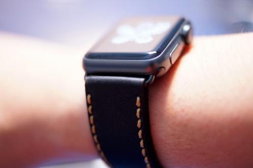 Black Classic watch 2