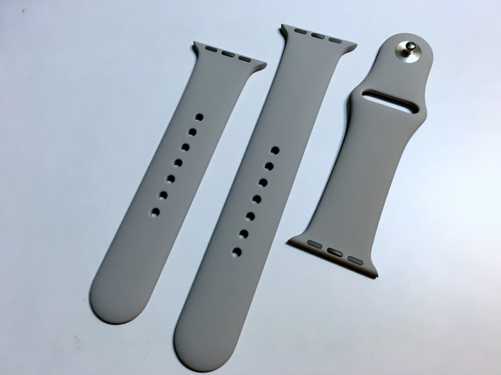 Apple Watch Sport Band Fog 4