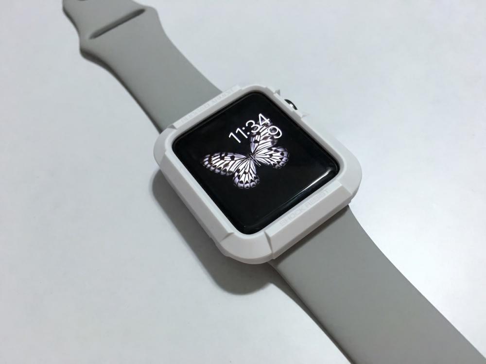 Apple Watch Sport Band Fog 5