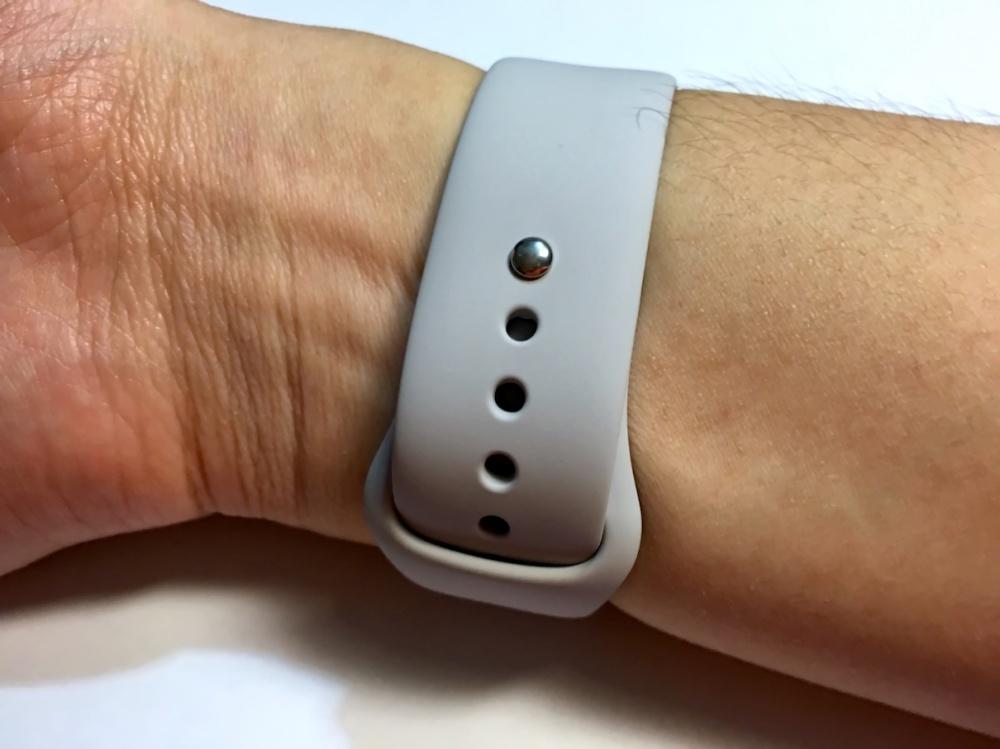 Apple Watch Sport Band Fog 8
