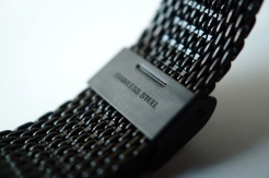 Monowear Black Mesh Band 04