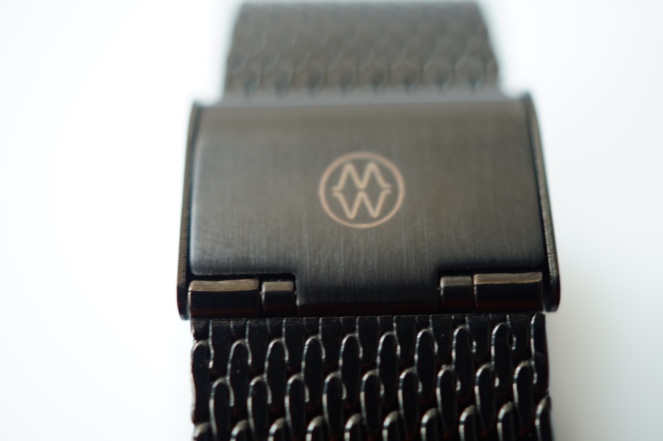 Monowear Black Mesh Band 05