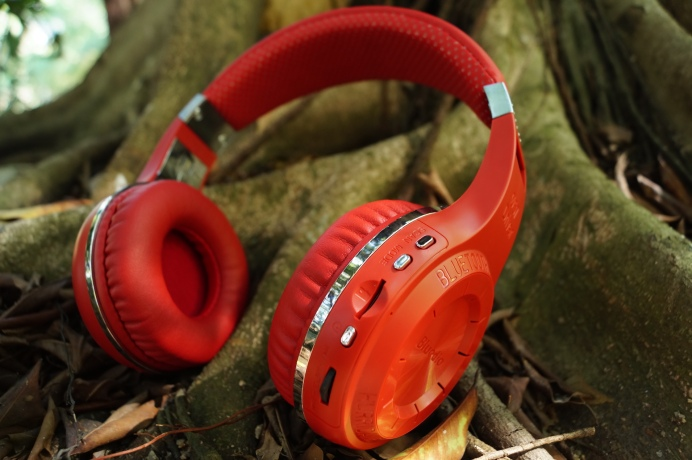 Bluedio H+ Turbine Headphone