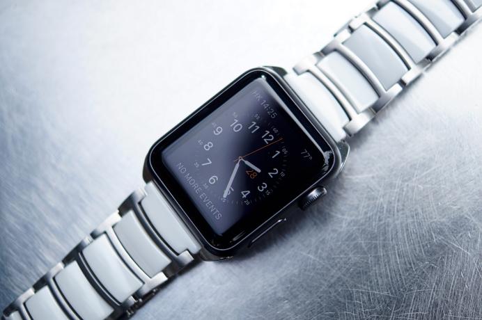 Monowear Ceramic Apple Watch Band