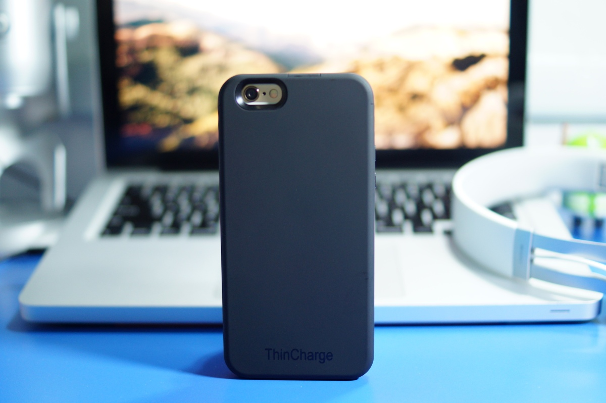 official photos 4d376 157bb Reviewing ThinCharge – The world's thinnest battery case for iPhone ...