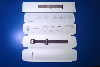 Apple Nylon Watch Band Royal Blue 04