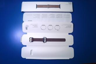 Apple Nylon Watch Band Royal Blue 04