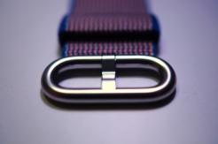 Apple Nylon Watch Band Royal Blue 12