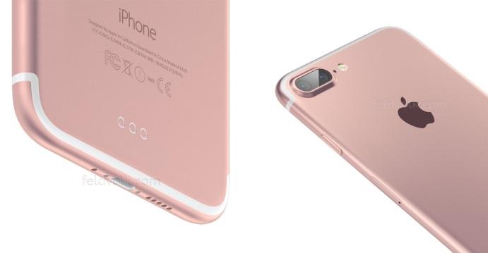iphone 7 pro renders