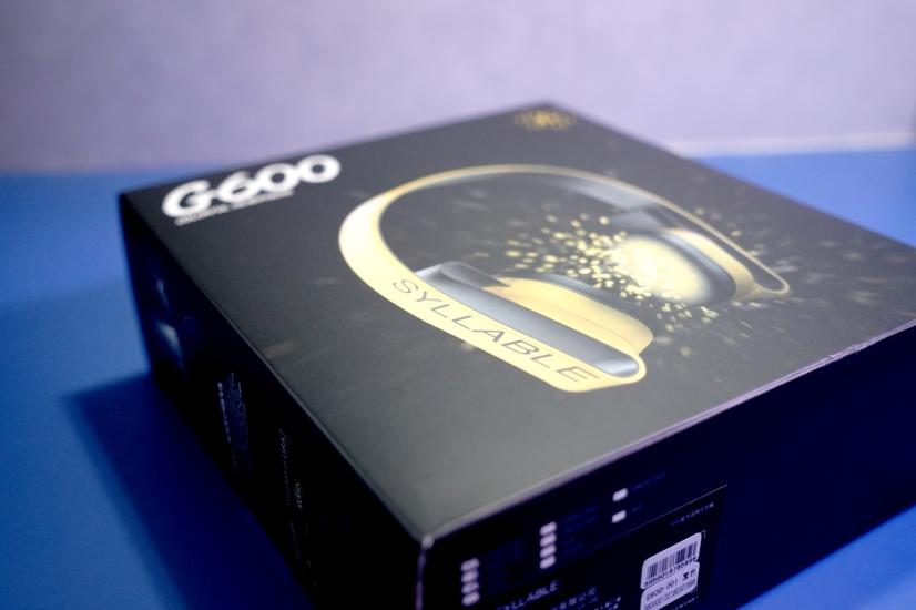 Syllable G600 -02