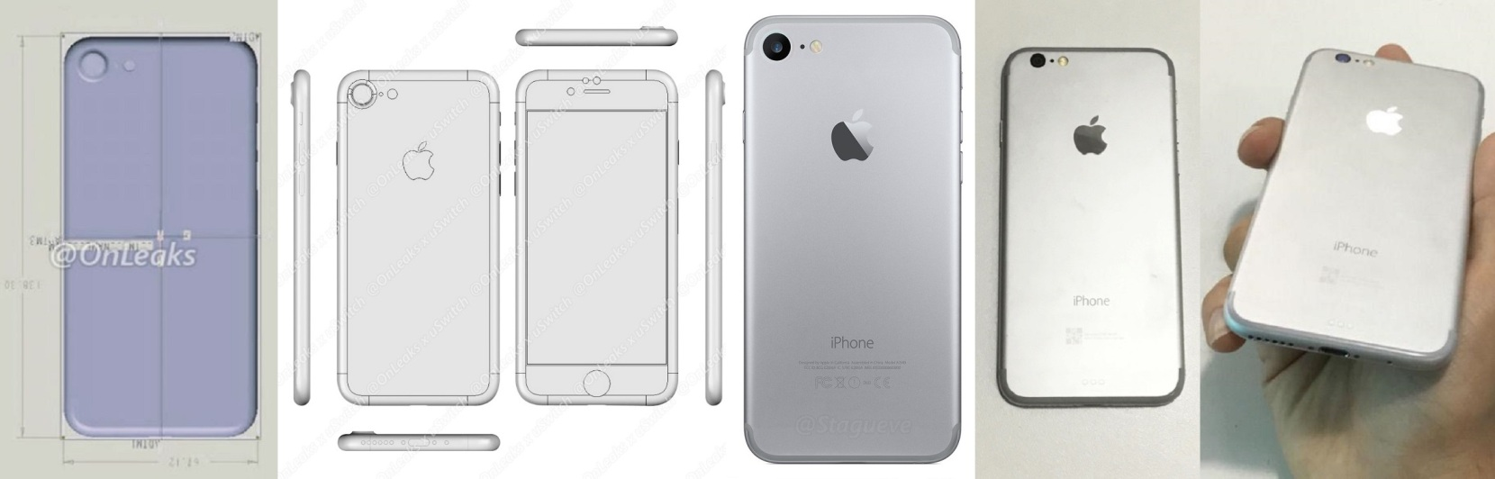 iphone 7 4.7 inch leaks