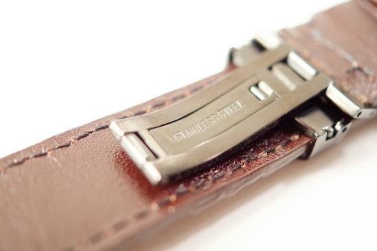 Mintapple Genuine Crocodile Apple Watch Strap 09