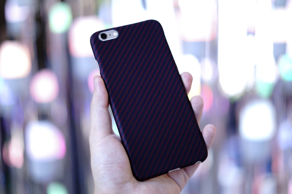 meet abbc4 e51ca Review: PITAKA Aramid Case for iPhone – Superphen's Tech Blog
