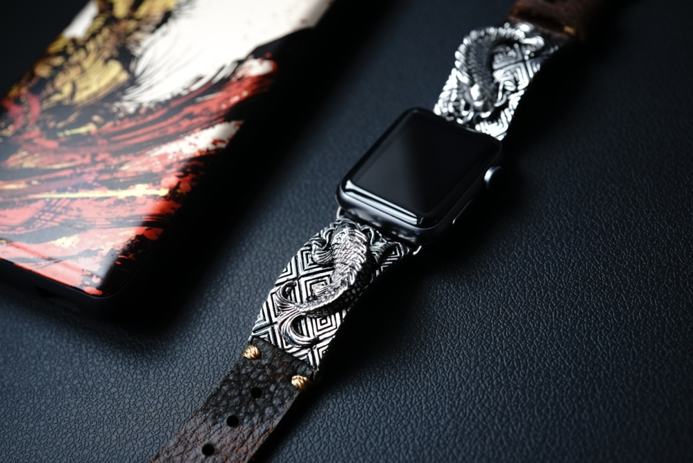 Black Forest Atelier Apple Watch Band 64