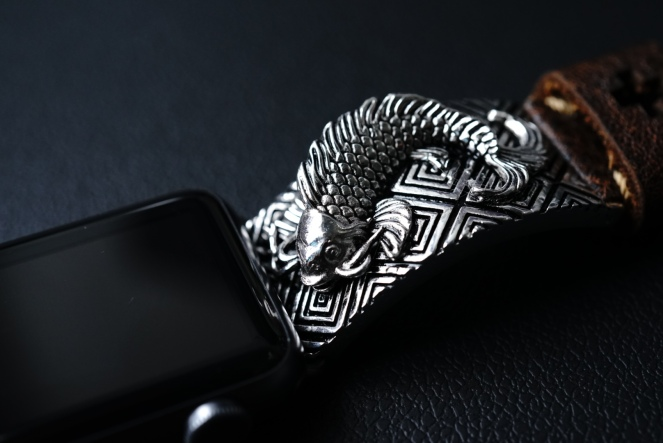 Black Forest Atelier Apple Watch Band 66