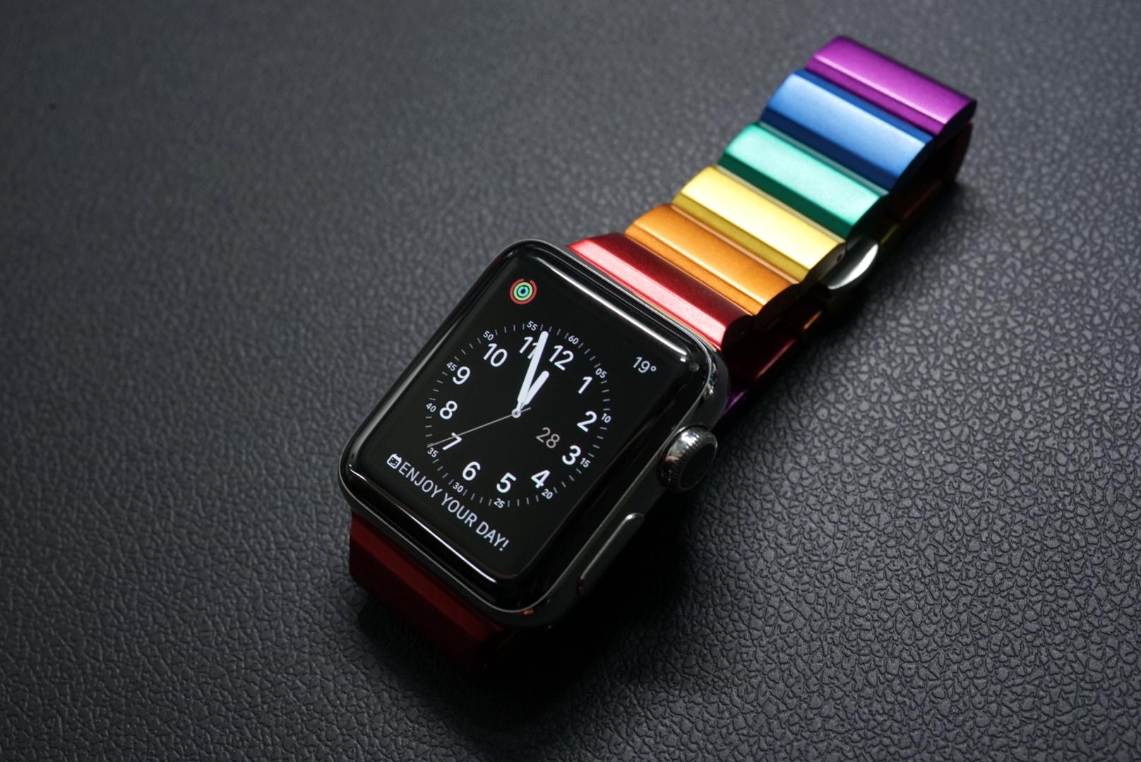 Хочу еще вот что сказать, за пару дней настолько привыкаешь к большому экрану, что прежние apple watch воспринимаются очень маленькими — хотя там увеличение на миллиметры.