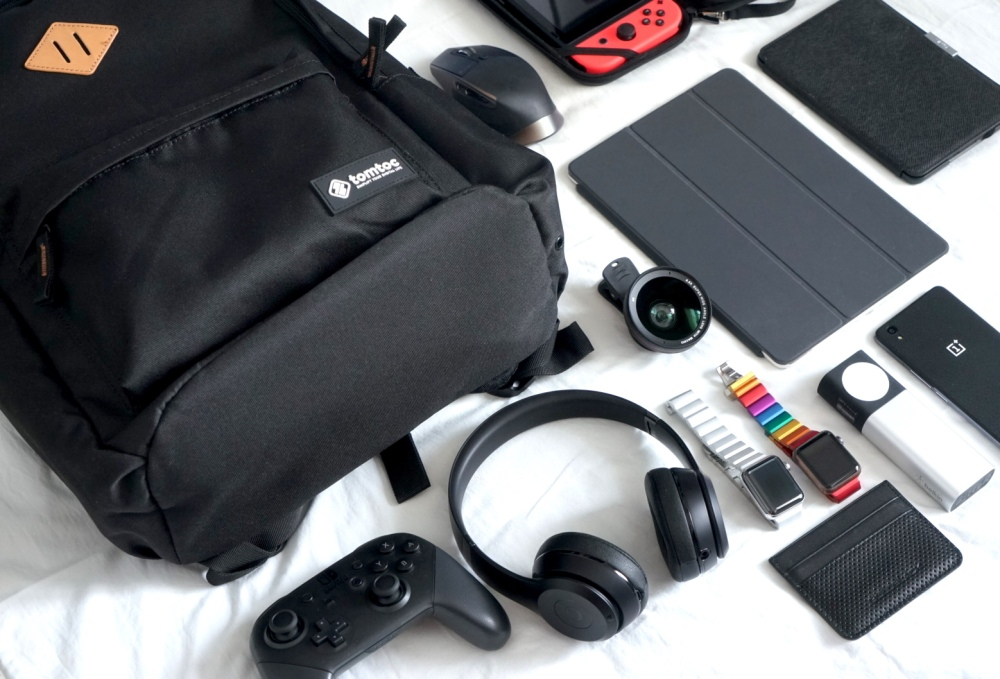 Tomtoc backpack 33