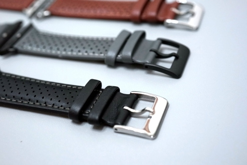 Monowear Perforated Leather 06