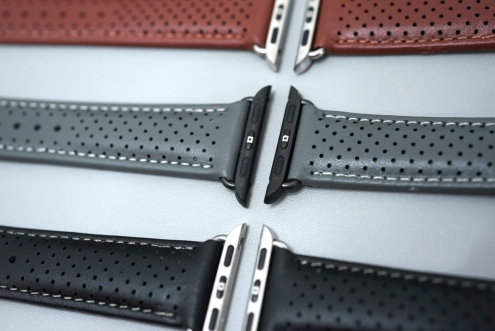 Monowear Perforated Leather 07