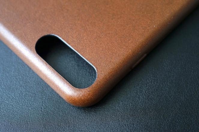Nomad Leather Case 10