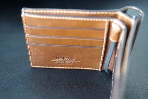 Nomad Leather Wallet 11