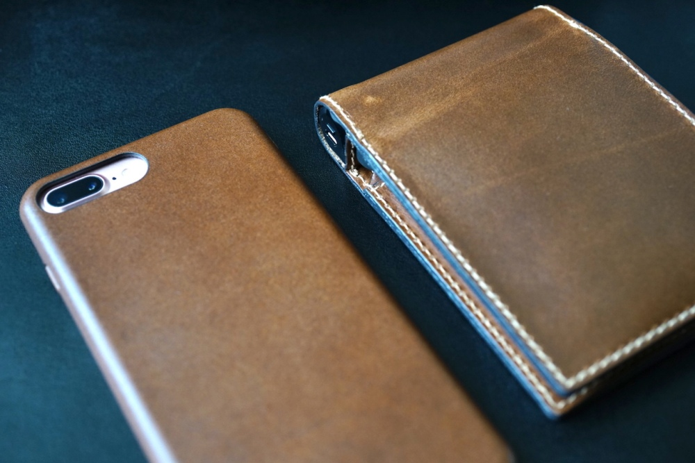 Nomad Leather Wallet 23