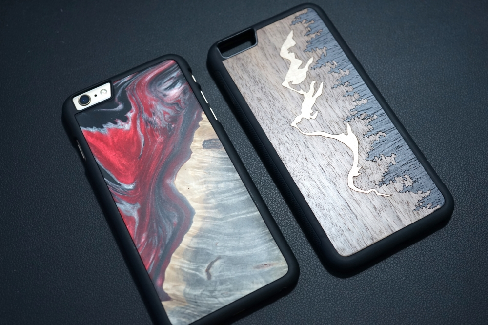 Carved iPhone Case 02