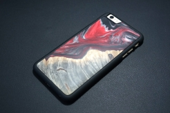 Carved Setellite iPhone Case 05