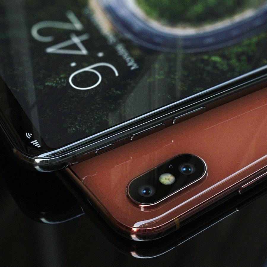 iphone 8 black bronze