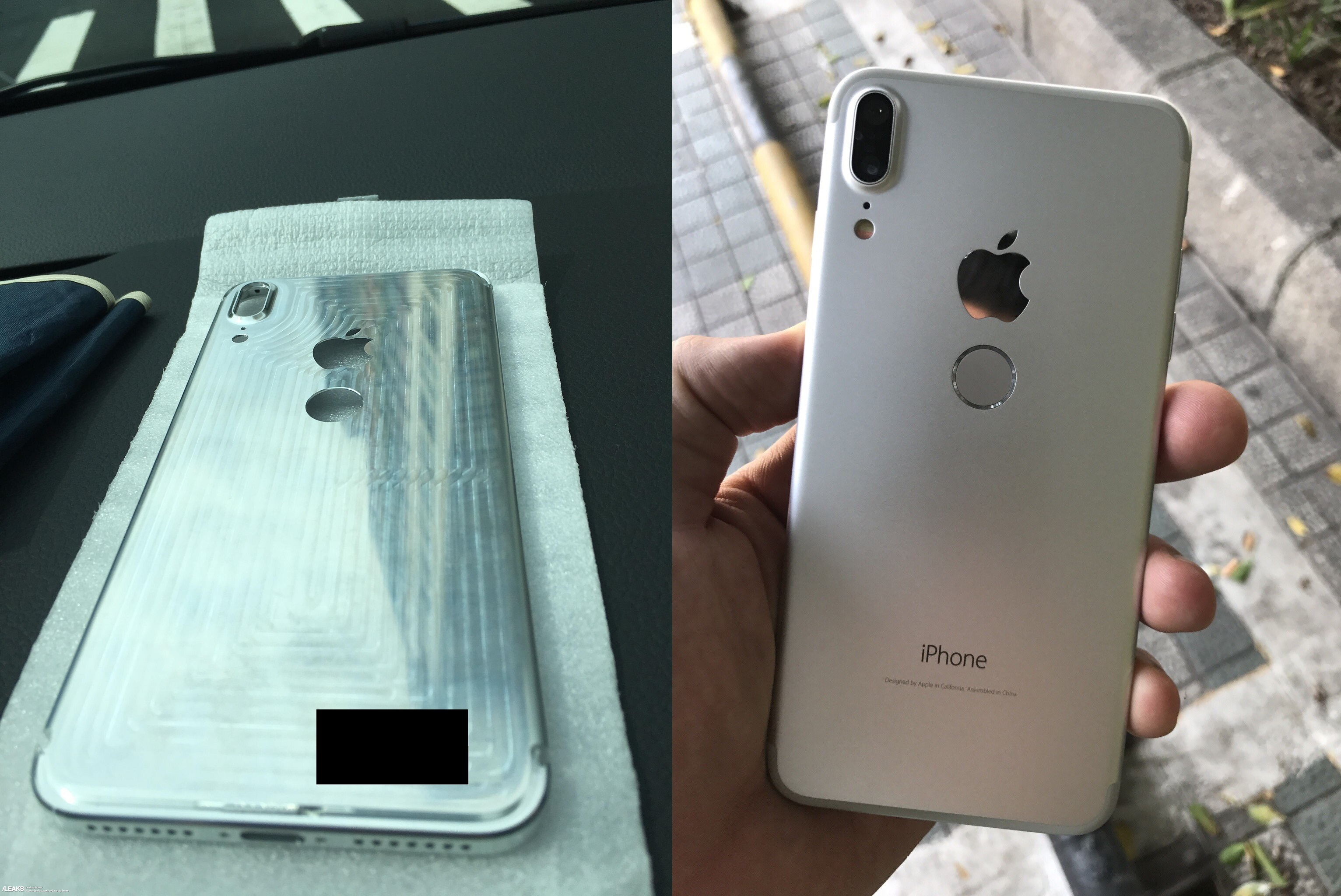 rear touch id iphone 8