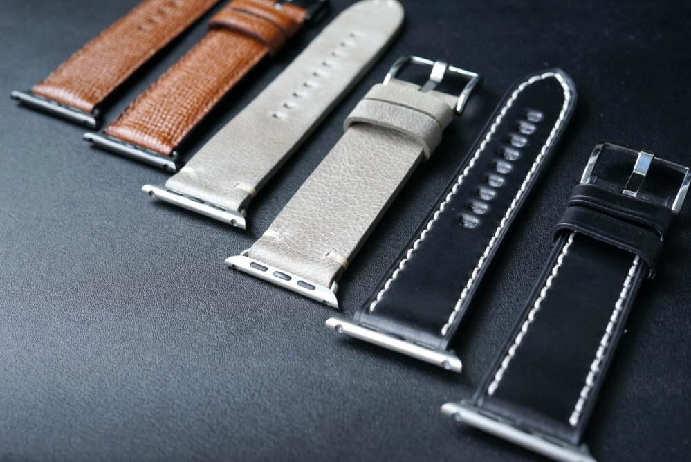 BandWerk Leather Apple Watch Band 15