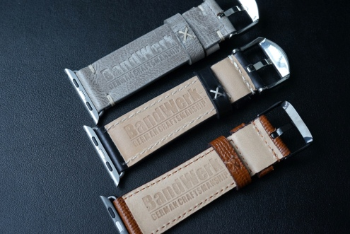 BandWerk Leather Apple Watch Band 18