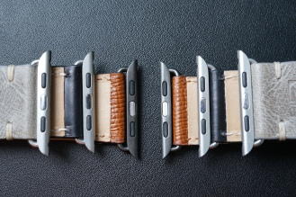 BandWerk Leather Apple Watch Band 21