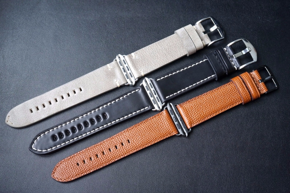 BandWerk Leather Apple Watch Band 24