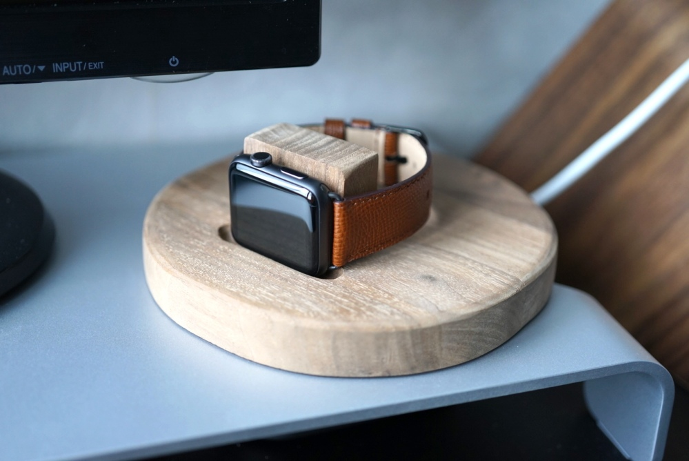 BandWerk Leather Apple Watch Band 29
