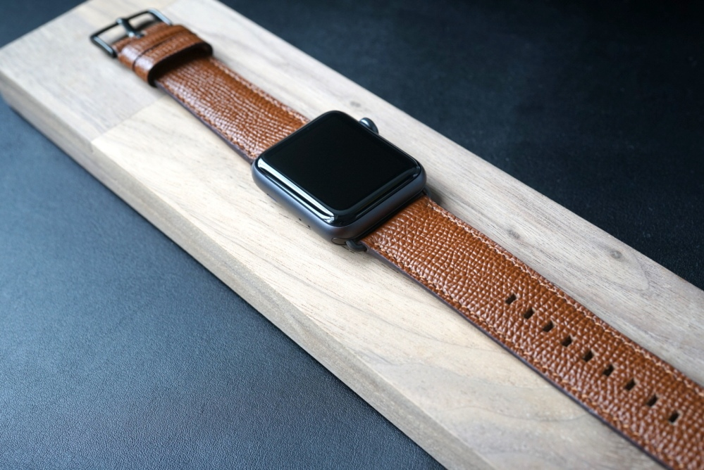 BandWerk Leather Apple Watch Band 89