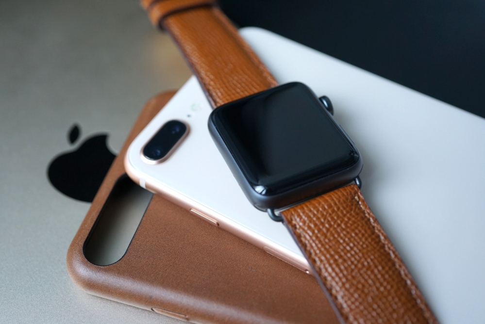 BandWerk Leather Apple Watch Band 95